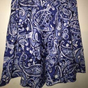 Lauren by Ralph Lauren skirt,  size 8